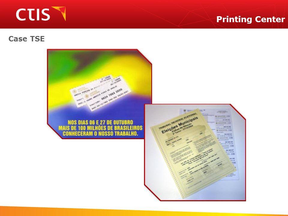 Case TSE Printing Center