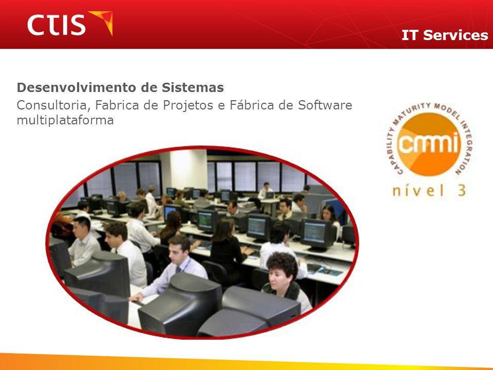 IT Services Desenvolvimento de Sistemas Consultoria, Fabrica de Projetos e Fábrica de Software multiplataforma