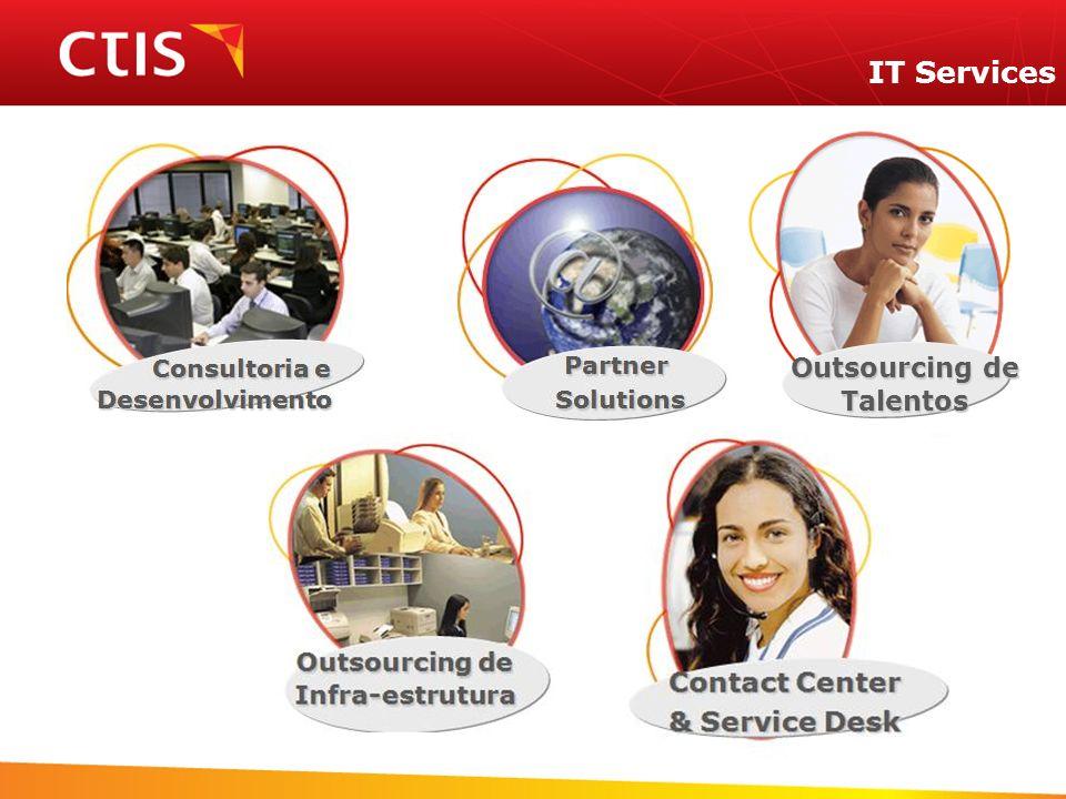 IT Services Outsourcing de Talentos