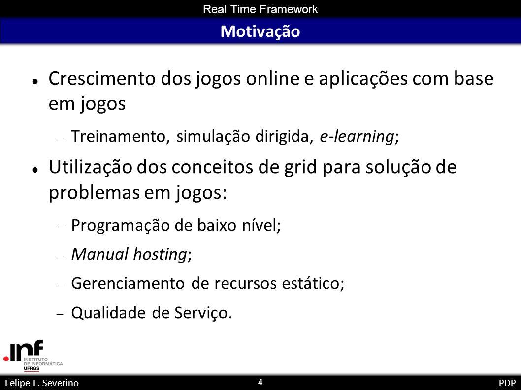 5 Real Time Framework Felipe L.