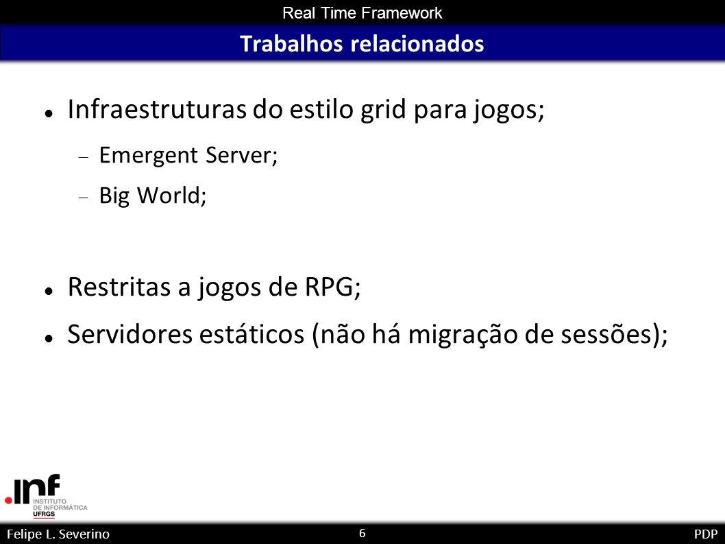 7 Real Time Framework Felipe L.