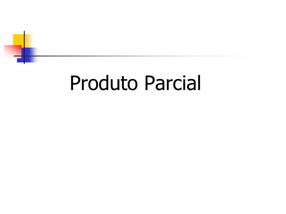 Produto Parcial