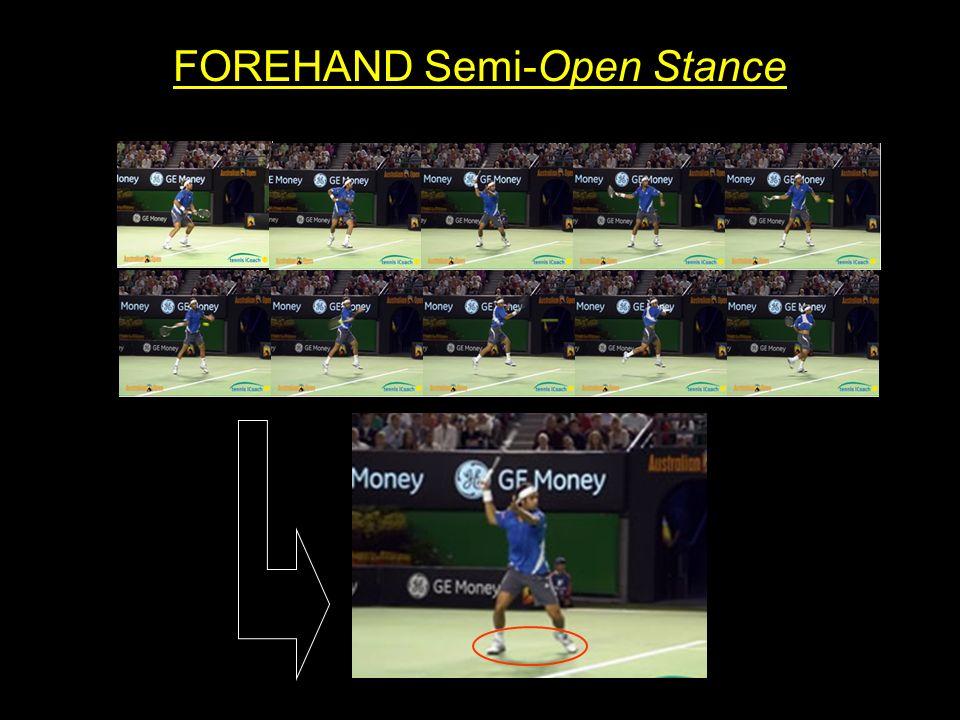BACKHAND Diferenças entre 1 mão e 2 mãos REID & ELLIOTT (2002) Alcance – Timing