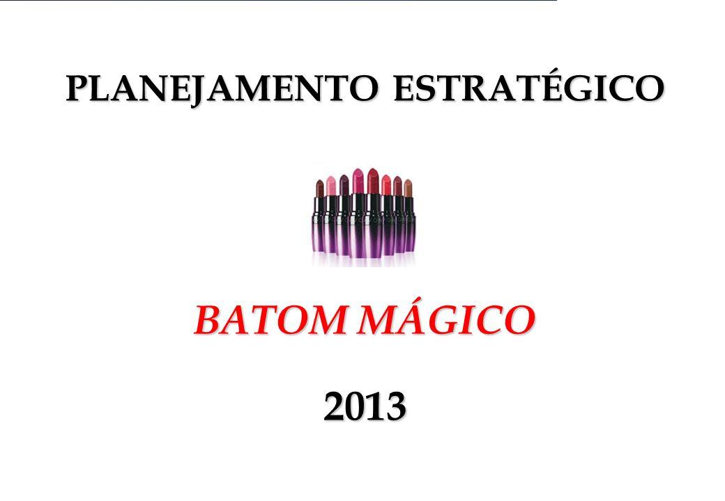 1111 PLANEJAMENTO ESTRATÉGICO BATOM MÁGICO 2013