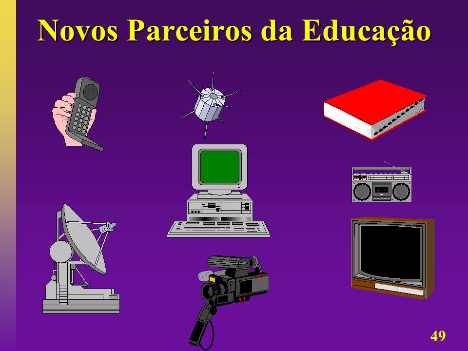 49 Novos Parceiros da Educação