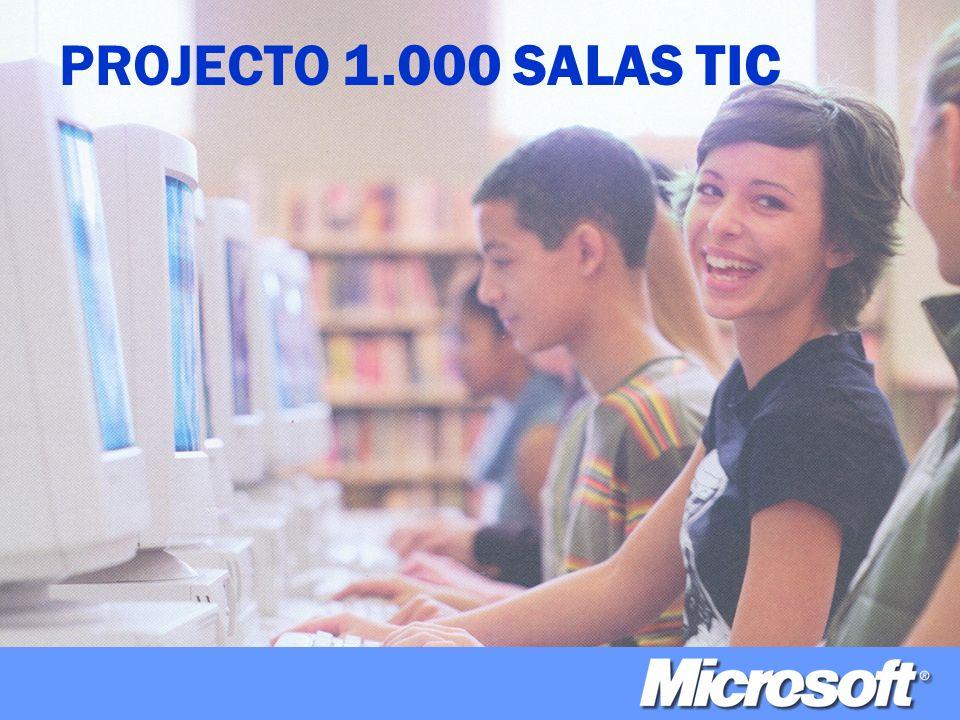 PROJECTO 1.000 SALAS TIC