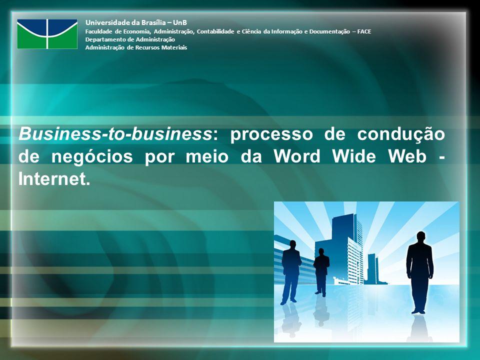 Universidade da Brasília – UnB Faculdade de Economia, Administração, Contabilidade e Ciência da Informação e Documentação – FACE Departamento de Admin