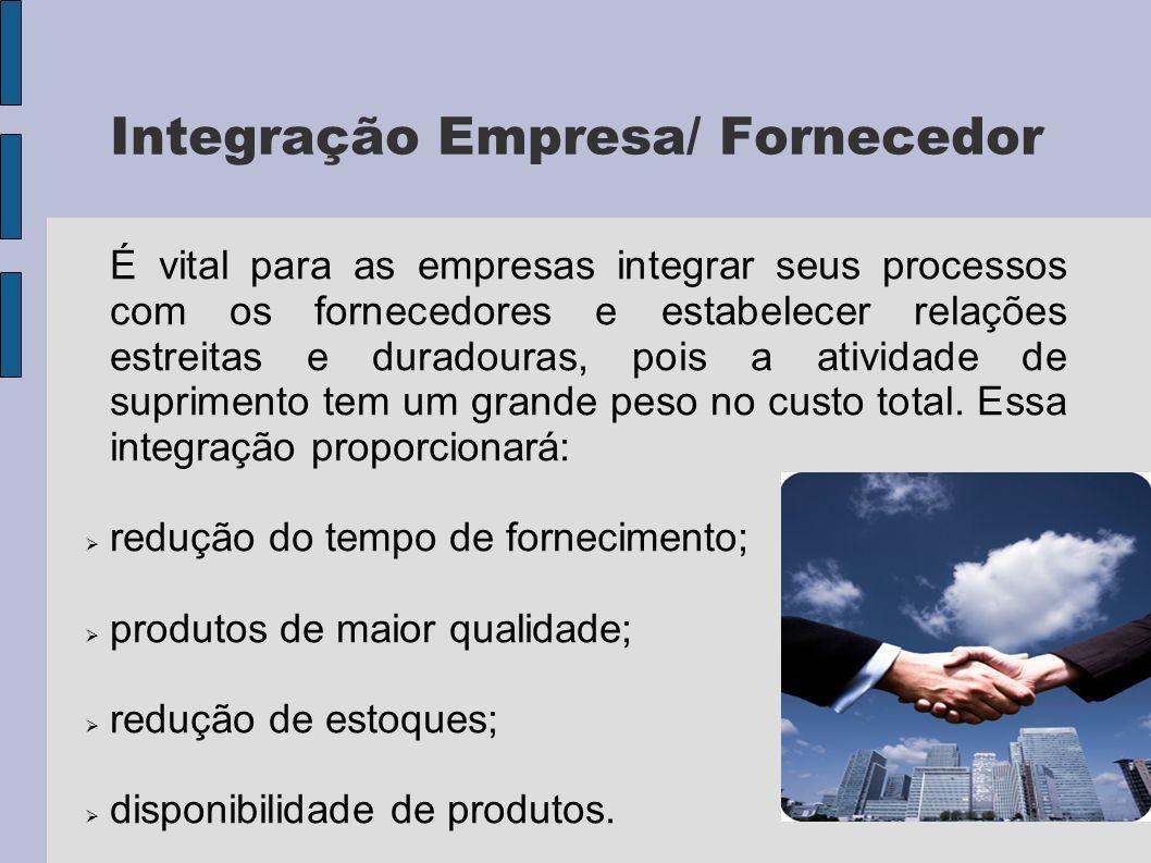 Parceria com Fornecedores Benefícios: parceiros fortes; foco comum na qualidade; Confiabilidade; baixo nível de estoques; menos burocracia; custos reduzidos.