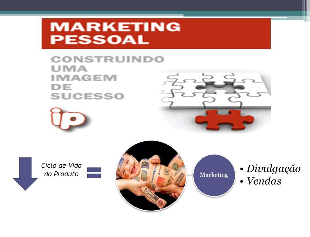 Marketing Divulgação Vendas Ciclo de Vida do Produto