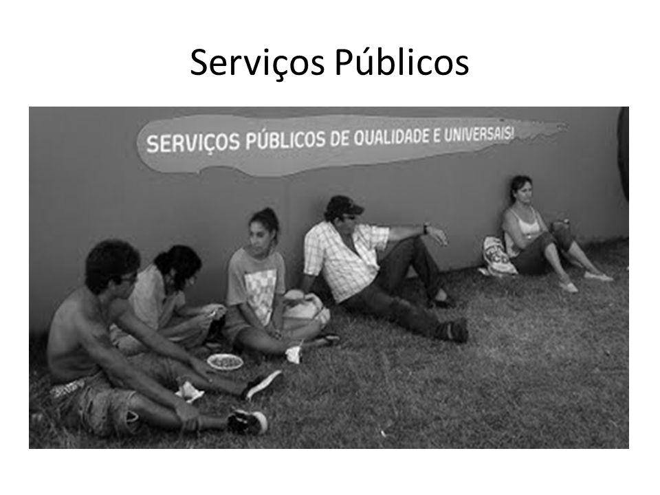 Serviços Públicos