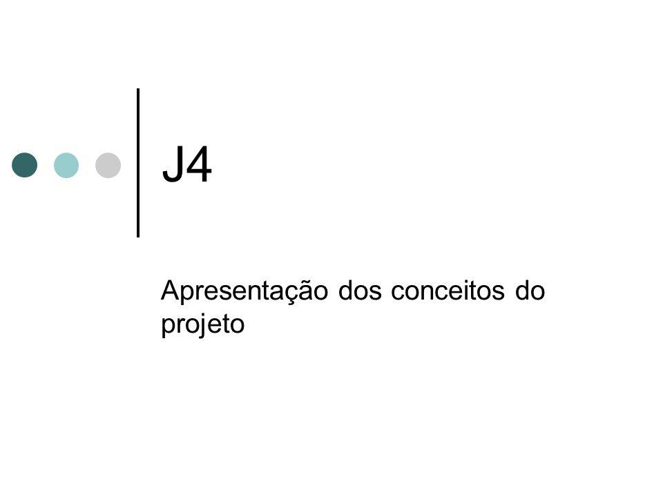 J4 Apresentação dos conceitos do projeto