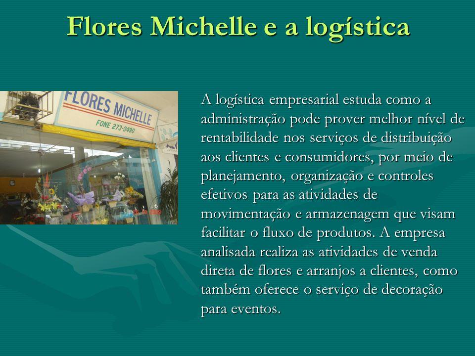 A empresa No mercado há mais de trinta anos, a empresa que atua no ramo de flores e decoração, Flores Michelle, adaptou-se às novas exigências que lhe