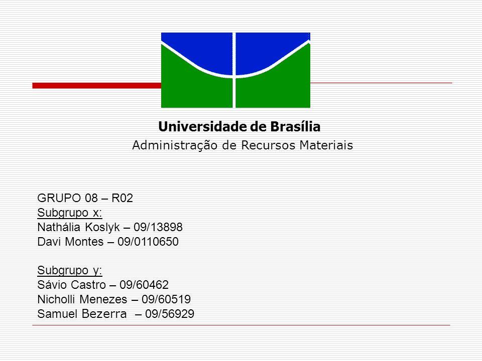 GRUPO 08 – R02 Subgrupo x: Nathália Koslyk – 09/13898 Davi Montes – 09/0110650 Subgrupo y: Sávio Castro – 09/60462 Nicholli Menezes – 09/60519 Samuel