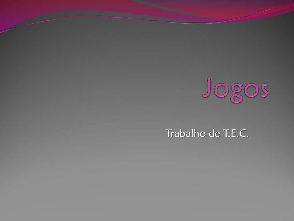 Trabalho de T.E.C.