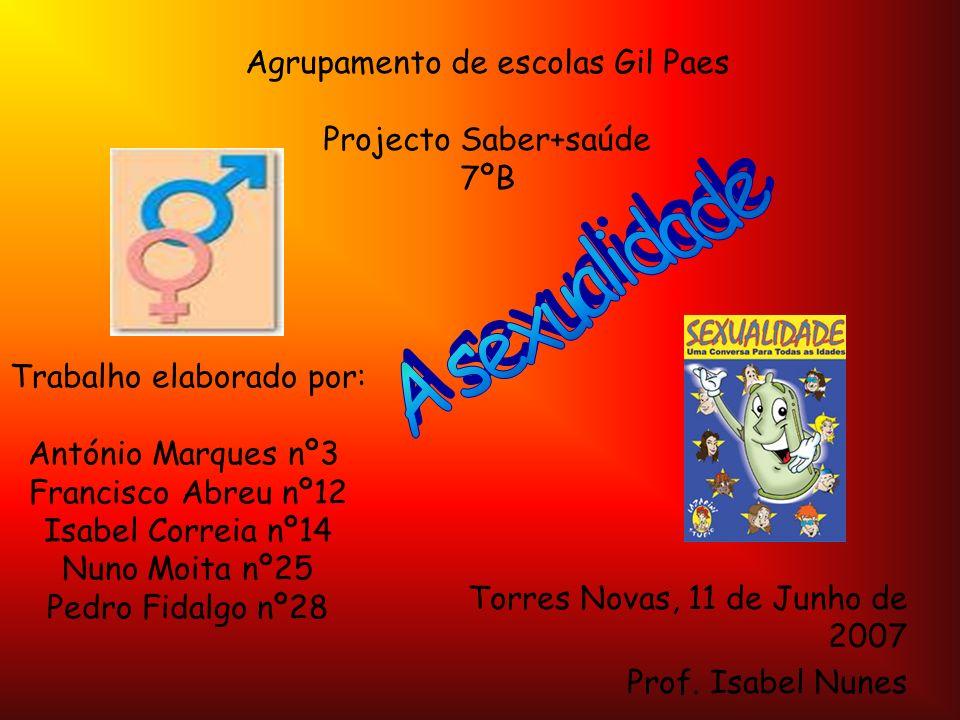 11 O desenvolvimento da sexualidade acontece durante toda a vida da pessoa e depende das características genéticas da dela.