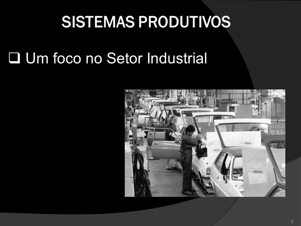Um foco no Setor Industrial 6