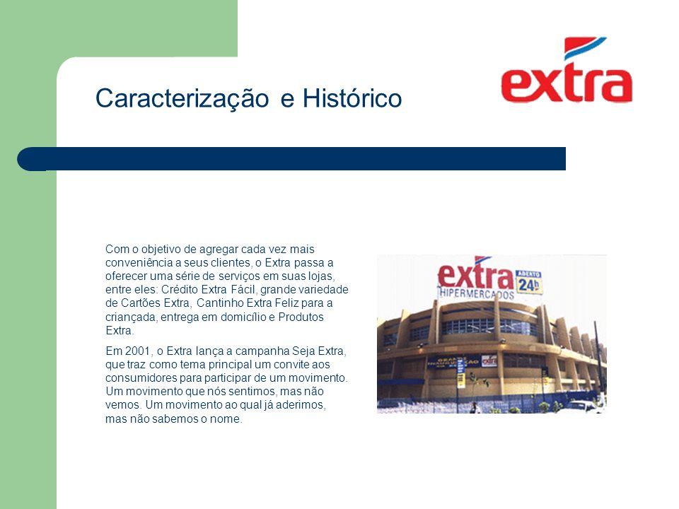 Com o objetivo de agregar cada vez mais conveniência a seus clientes, o Extra passa a oferecer uma série de serviços em suas lojas, entre eles: Crédit