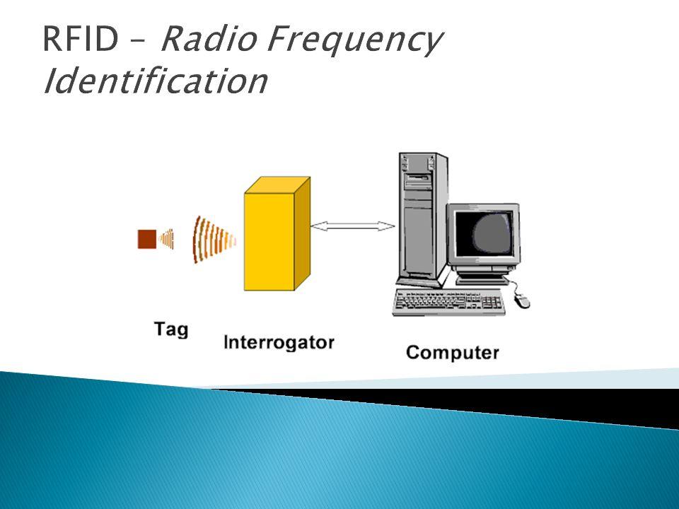 ______.RFID – Radio Frequency Identification. Linkk.