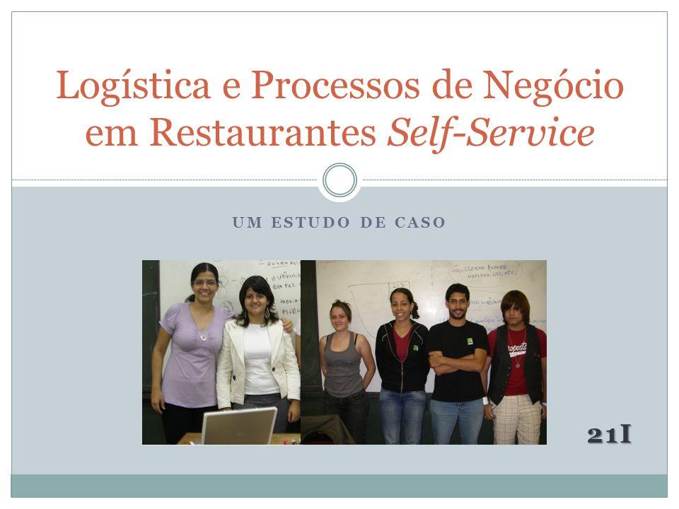 UM ESTUDO DE CASO Logística e Processos de Negócio em Restaurantes Self-Service 21I