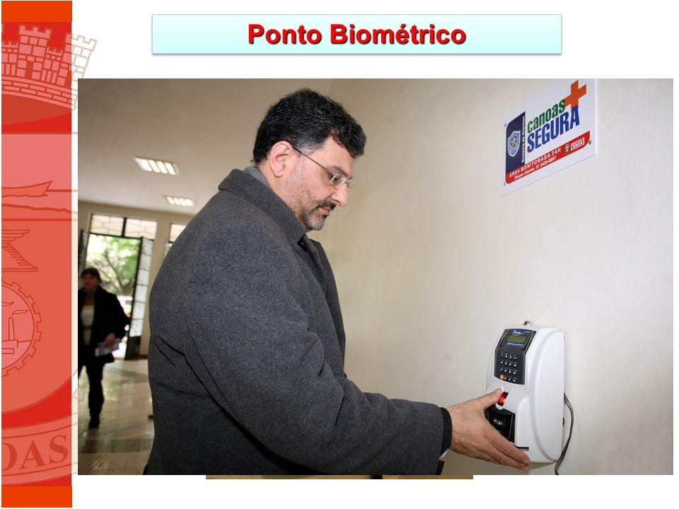 Ponto Biométrico