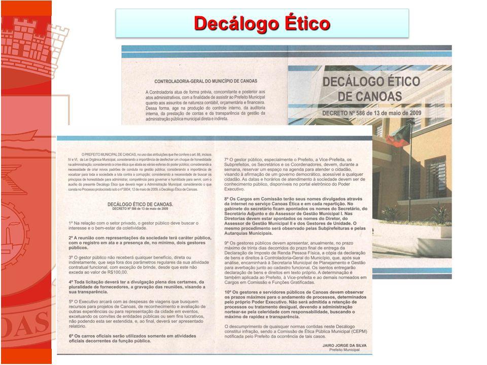 Decálogo Ético