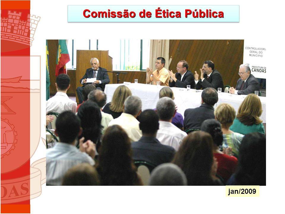Comissão de Ética Pública jan/2009