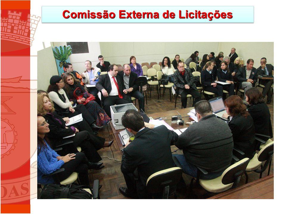 Comissão Externa de Licitações