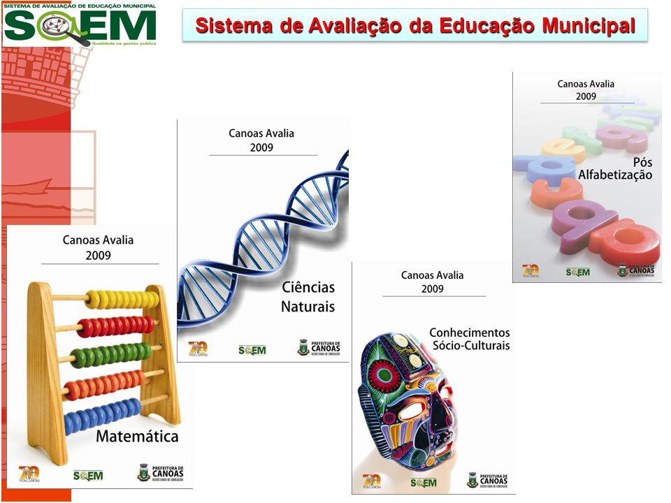 Sistema de Avaliação da Educação Municipal