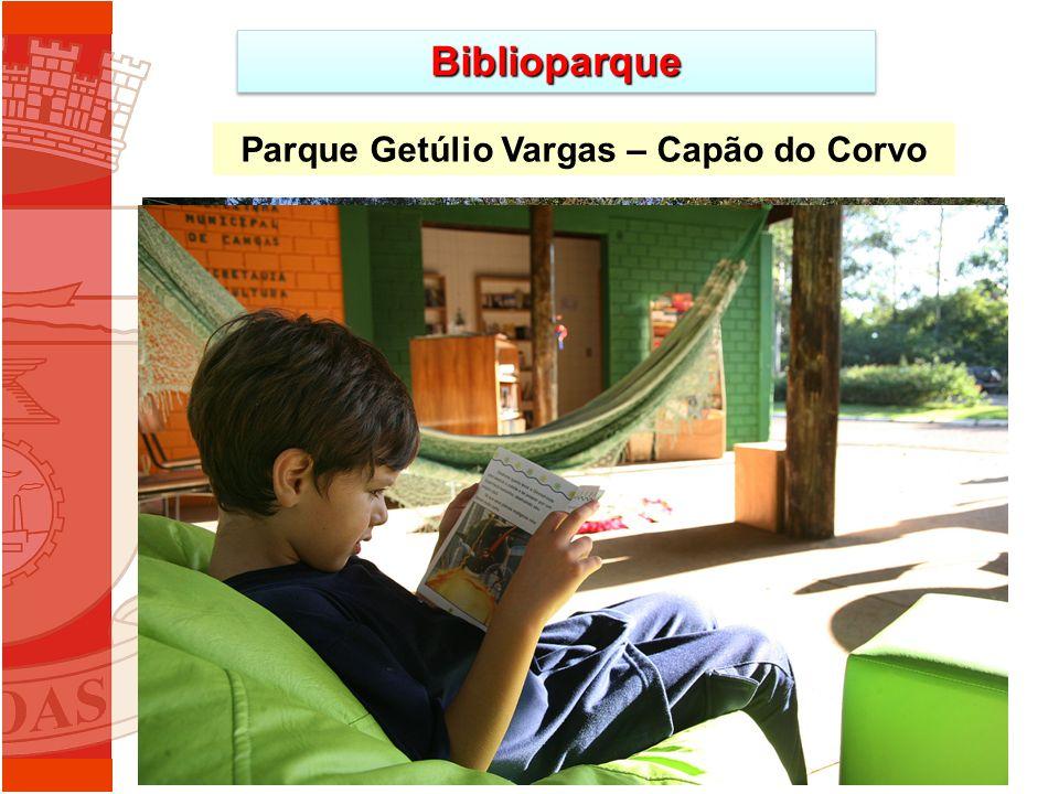 BiblioparqueBiblioparque Parque Getúlio Vargas – Capão do Corvo
