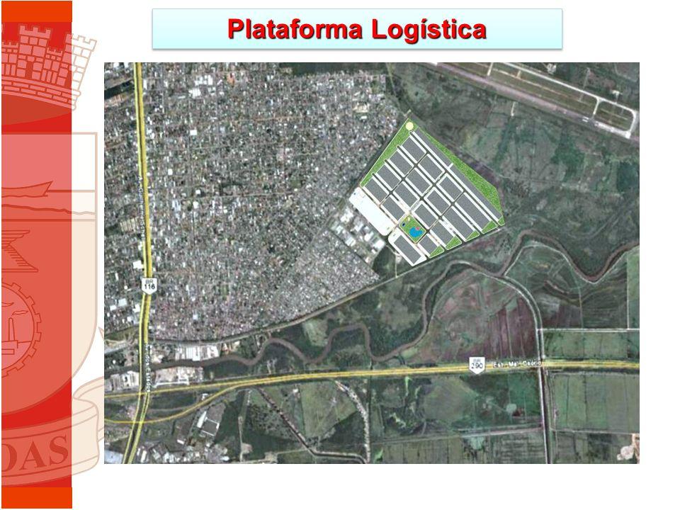 Plataforma Logística 100 ha