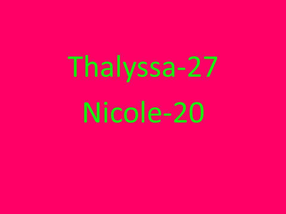 Thalyssa-27 Nicole-20