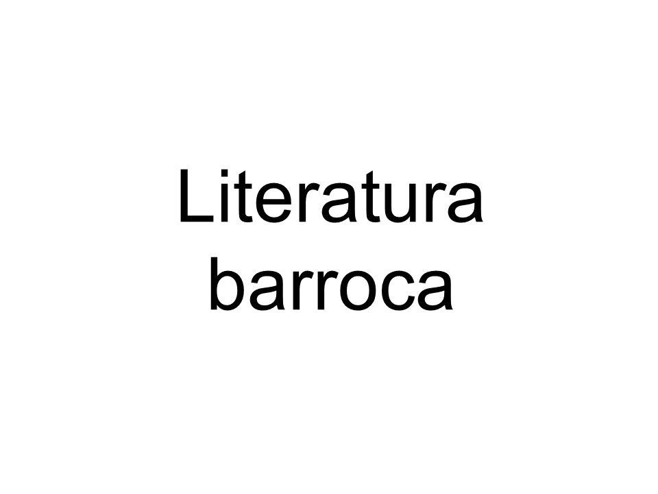 Literatura barroca
