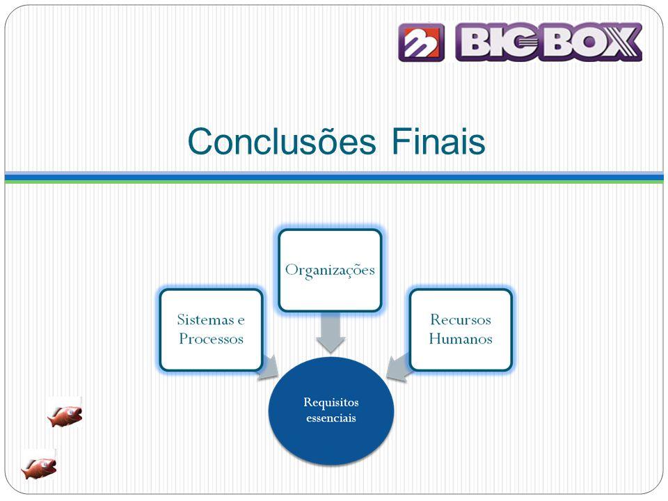 Conclusões Finais