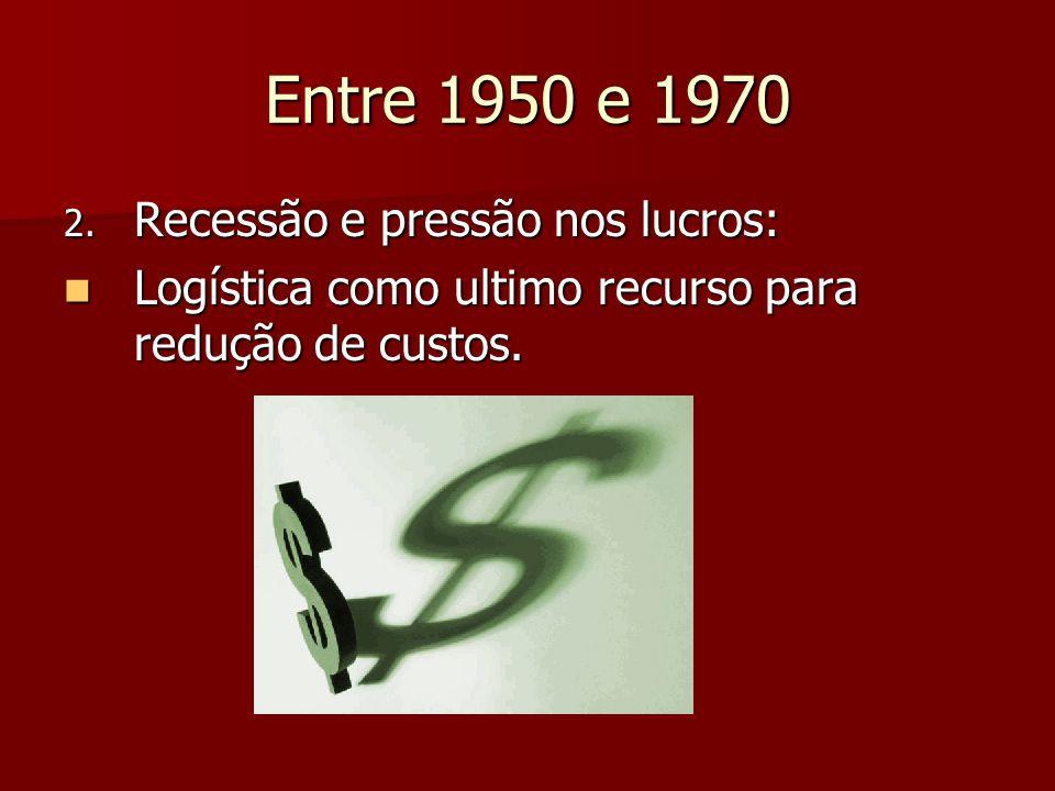 Entre 1950 e 1970 3.