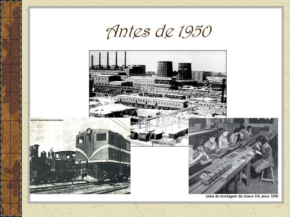 Antes de 1950