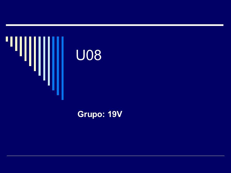 U08 Grupo: 19V