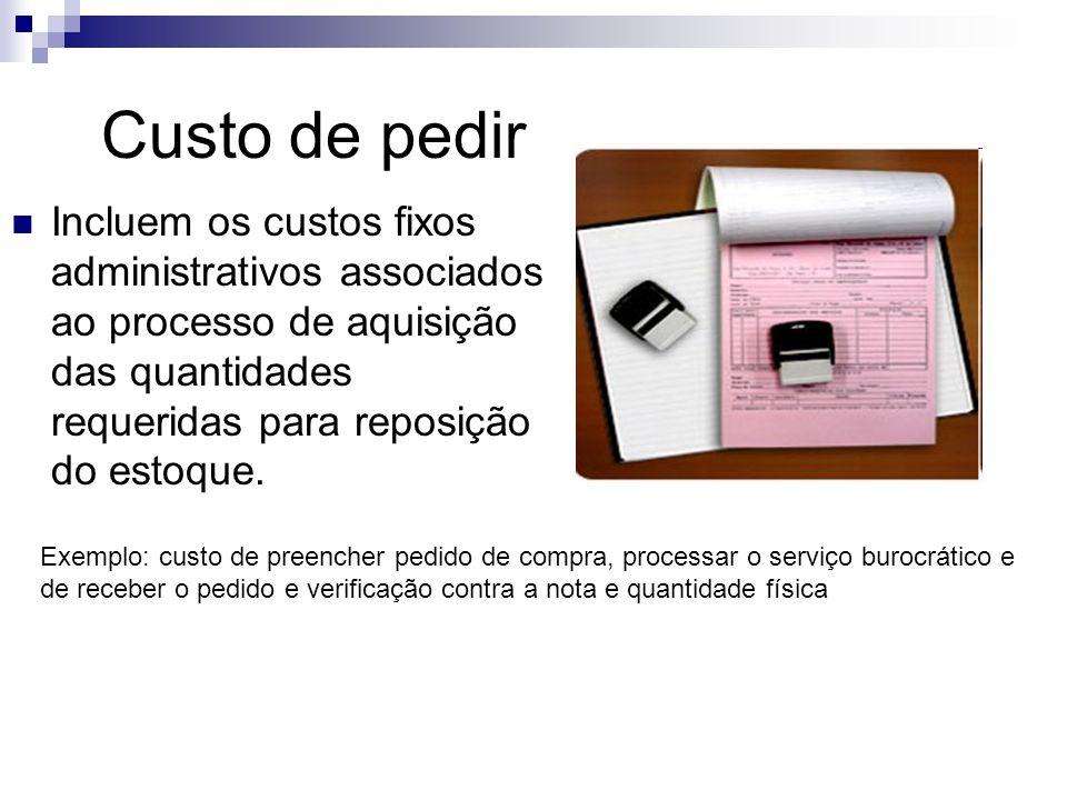Os pedidos em diferentes fluxos Fluxo descontínuo- Os pedidos são feitos pelo cliente, o depósito recebe a mensagem e envia a mercadoria solicitada.