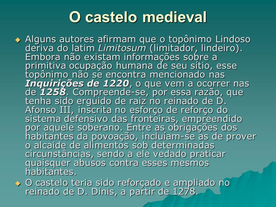 A Guerra da Restauração da independência À época da Restauração da independência portuguesa, readquiriu importância face à sua localização fronteiriça