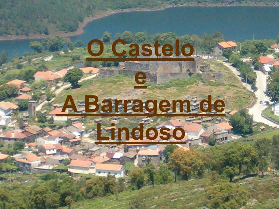 Conclusão Nós neste trabalho aprendemos mais um pouco sobre a barragem de Lindoso e o castelo!.