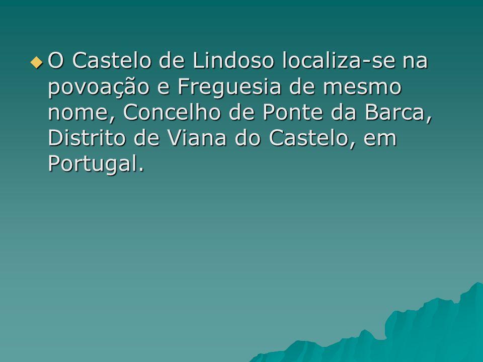 Introdução N Nós neste trabalho vamos apresentar um pouco mais sobre a barragem e o castelo de Lindoso. A barragem que se situa no Rio Lima na zona do