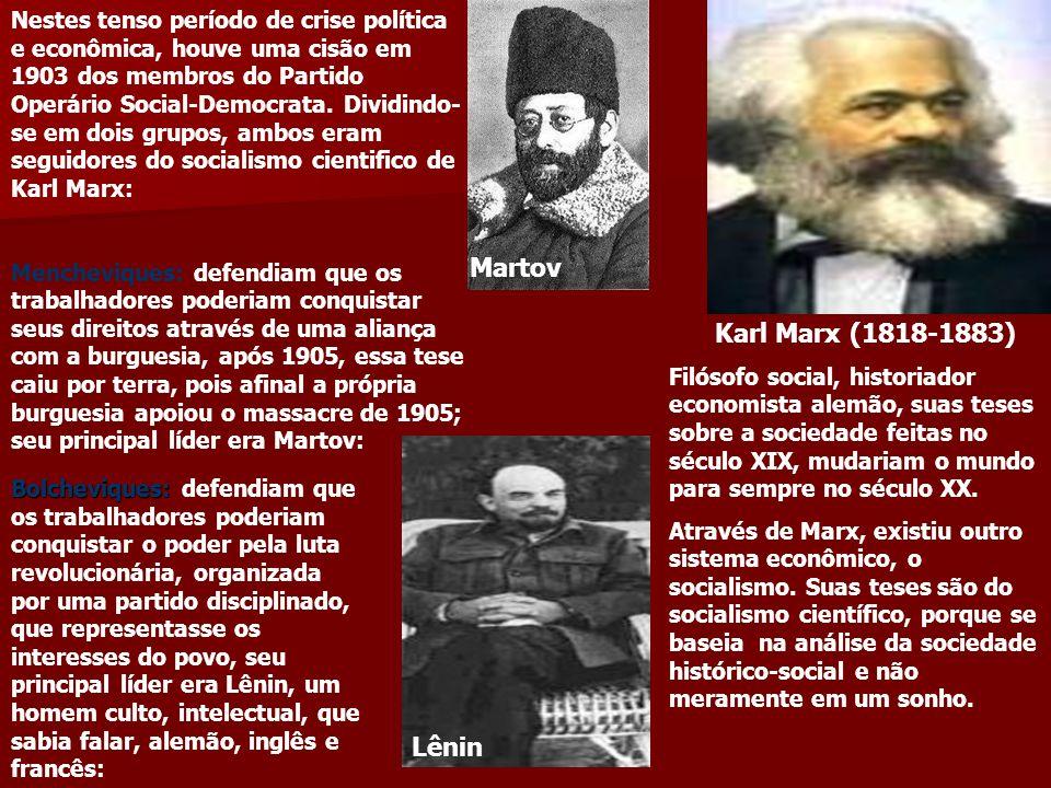 A crescente influência de Rasputin, o misterioso homem de formação inculta que operava milagres e sua influência, sobre a monarquia Russa, e principal