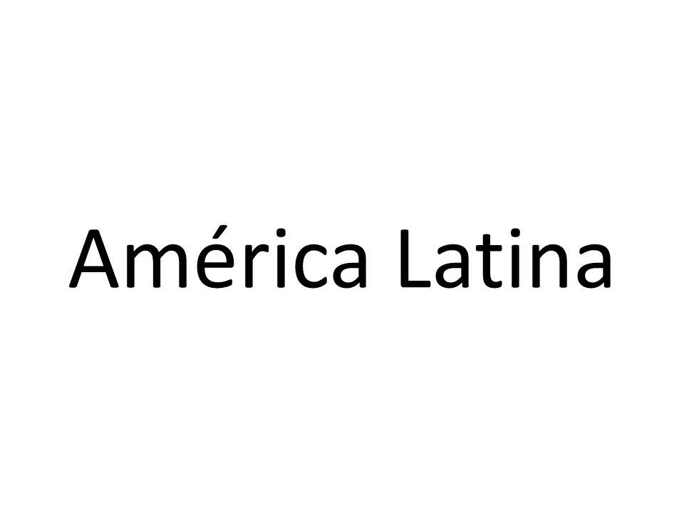 A América Latina compreende todos os países do continente americano que falam espanhol, português ou francês.