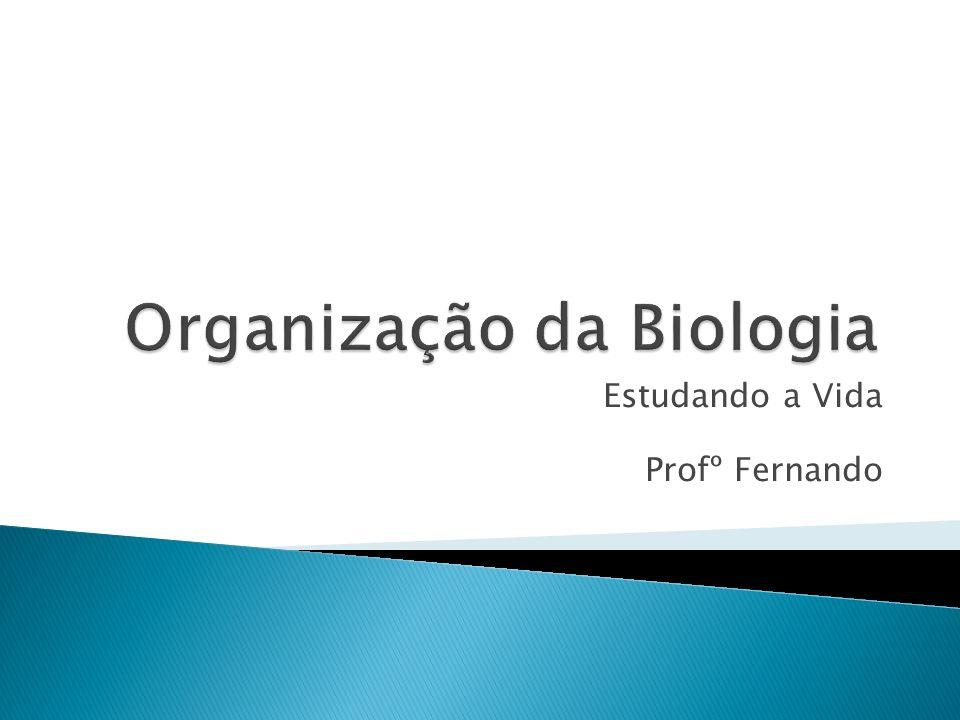 Estudando a Vida Profº Fernando