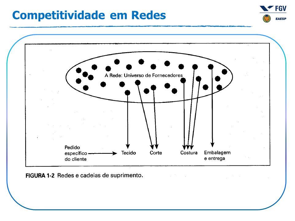 Competitividade em Redes