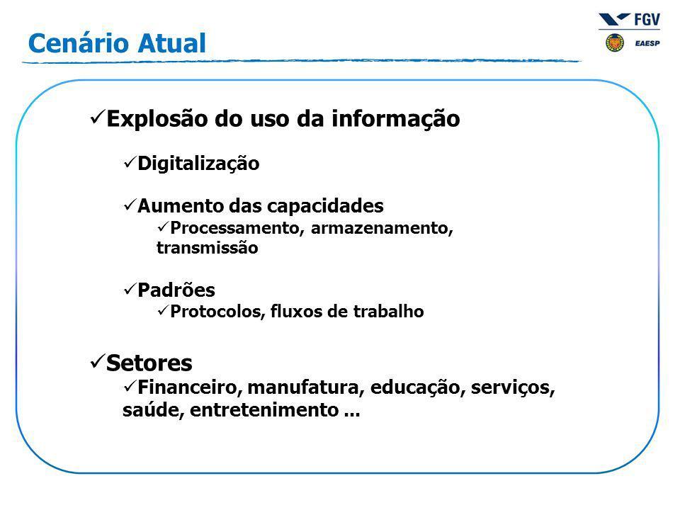 Cenário no Brasil **** ANEXAR LOGOS DAS OPERADORAS **** Elevados custos fixos Altas margens Serviços de transporte e serviços de valor adicionado Comunicação de voz e dados Como lidar com as disrupções citadas ?