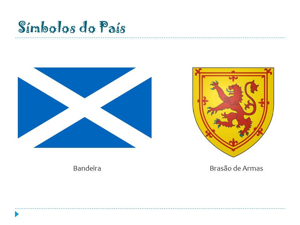 Símbolos do País BandeiraBrasão de Armas