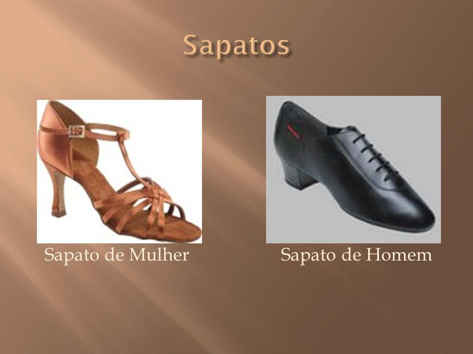 Sapato de Mulher Sapato de Homem
