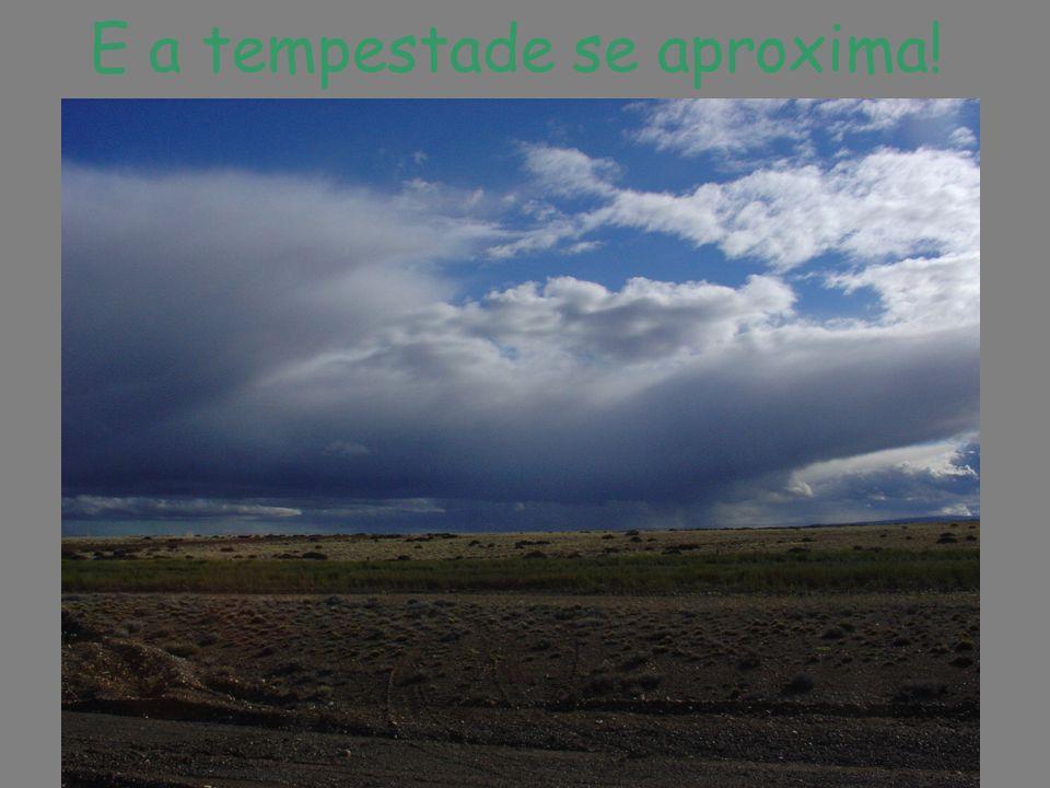 Só com as nuves indicadoras de bom tempo pela frente… cirrus