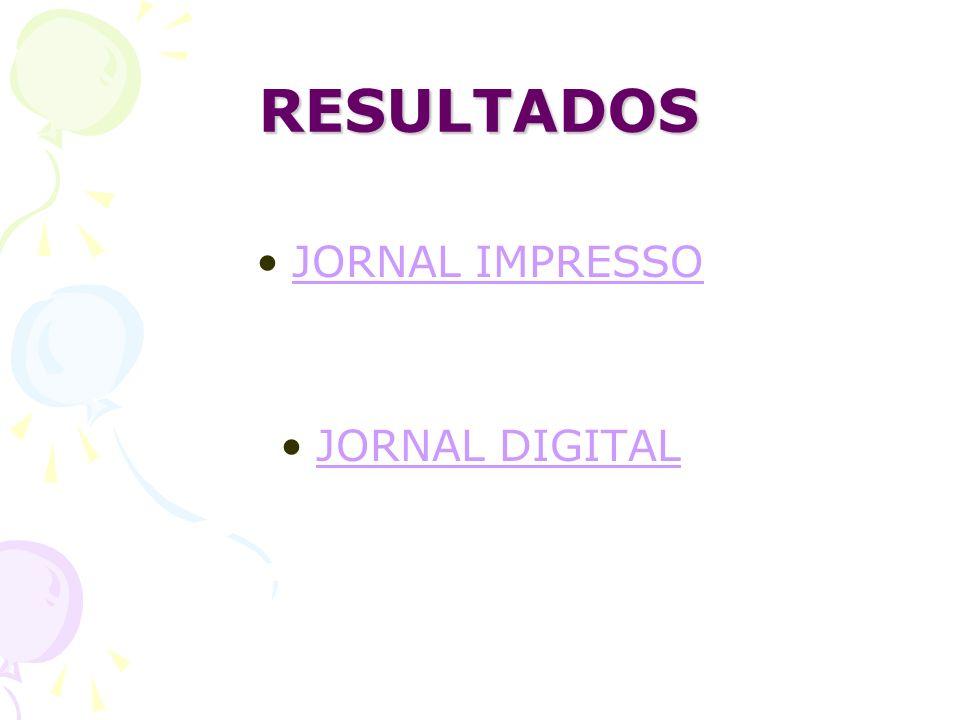 REPERCURSÃO DO JORNAL NA COMUNIDADE