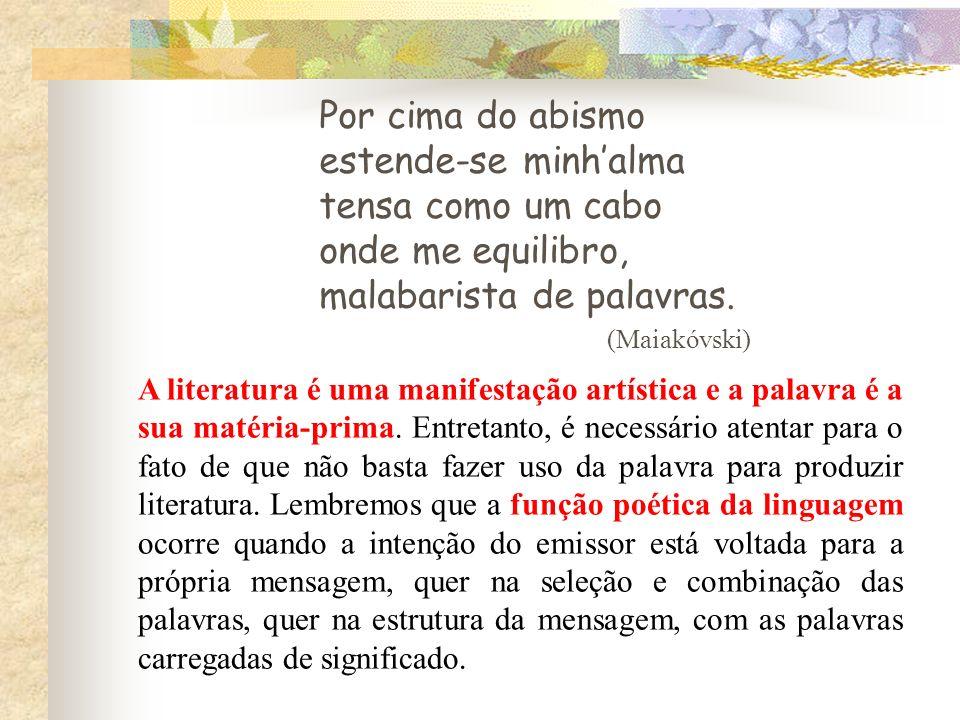 Gêneros Lírico ou Poético Rimas: coincidência de sons (total ou parcial) entre palavras no final ou no meio dos versos.